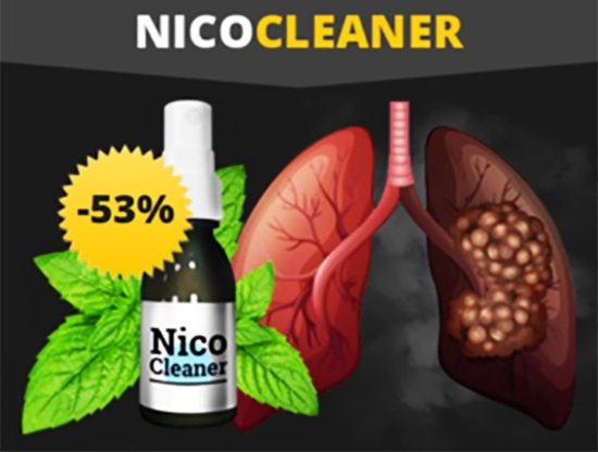 nico cleaner купить