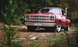 Dodge D Series Lil' Red Express от Big Boys' Big Toys